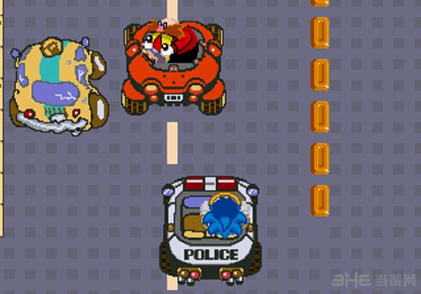 玩酷音速巡逻车截图2