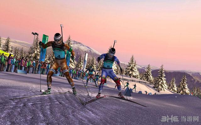 冬季体育运动三部曲超级合集截图1