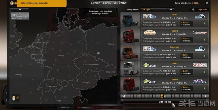 欧洲卡车模拟2快速成长MOD截图0