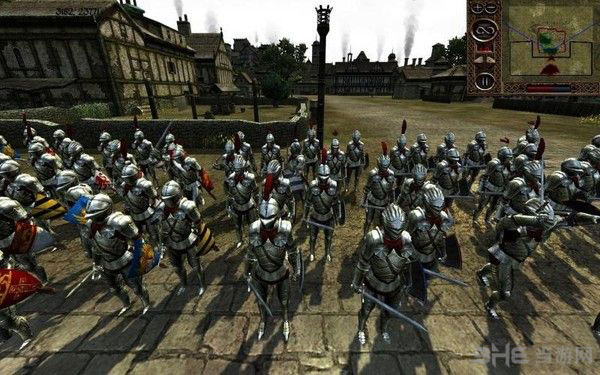 中世纪2钢铁咆哮截图1