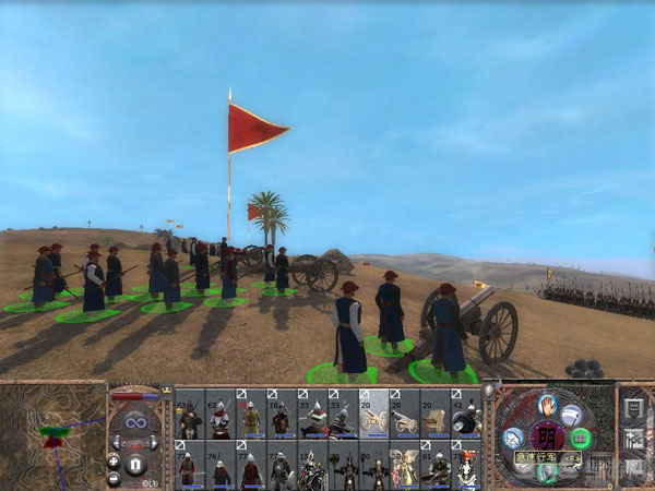 中世纪2全面战争纪元截图2