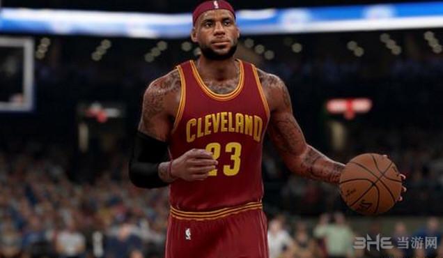 NBA 2K16诺伦斯诺尔纹身截图0