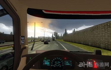 欧洲卡车模拟2 AI卡车鸣笛声音包MOD截图0