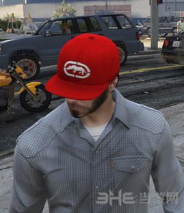 侠盗猎车手5小富的Ecko牌帽子MOD截图0