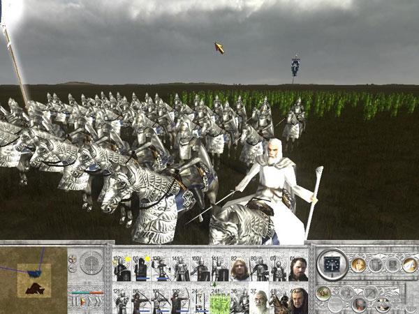 罗马魔戒全面战争截图2