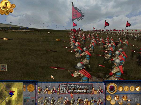 罗马成吉思汗全面战争截图0