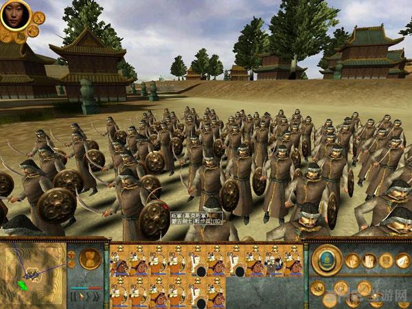 罗马成吉思汗全面战争截图3