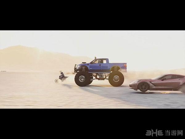 飙酷车神:狂野竞速截图2