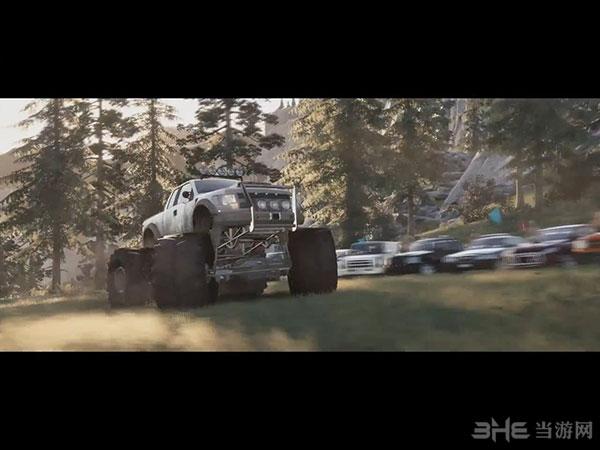 飙酷车神:狂野竞速截图4