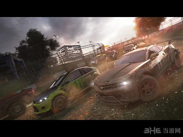 飙酷车神:狂野竞速截图5