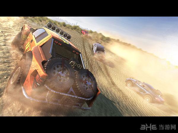 飙酷车神:狂野竞速截图6