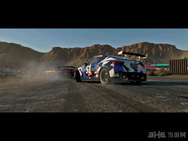 飙酷车神:狂野竞速截图7