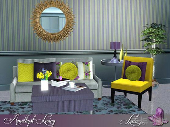 模拟人生3简单的客厅MOD截图0