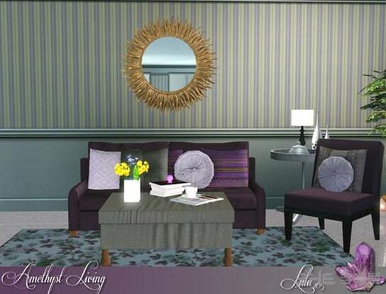 模拟人生3简单的客厅MOD截图1