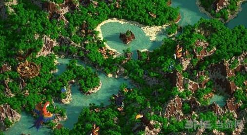 我的世界失落的岛屿存档