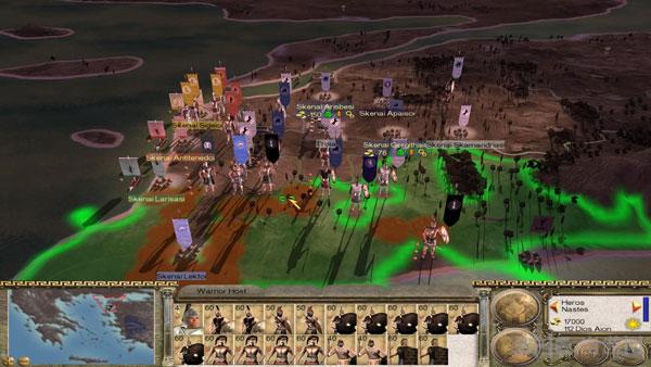 罗马全面战争卓越史诗时代截图2