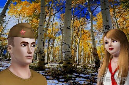 模拟人生3依蔓诺夫-柏琳娃MOD截图0