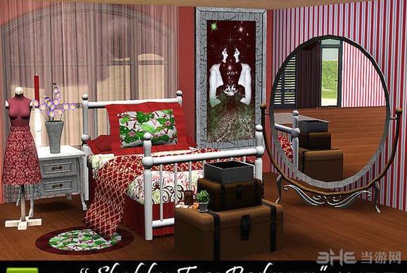 模拟人生3优雅卧室MOD截图0