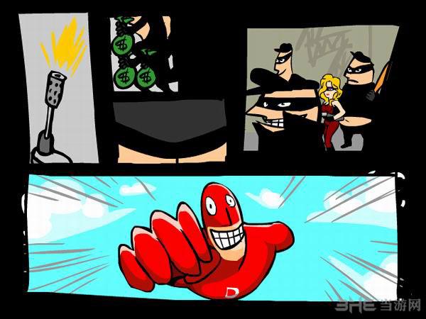 大便超人保卫战截图1