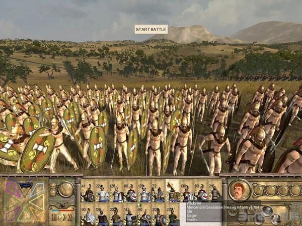 罗马亚平宁半岛截图3