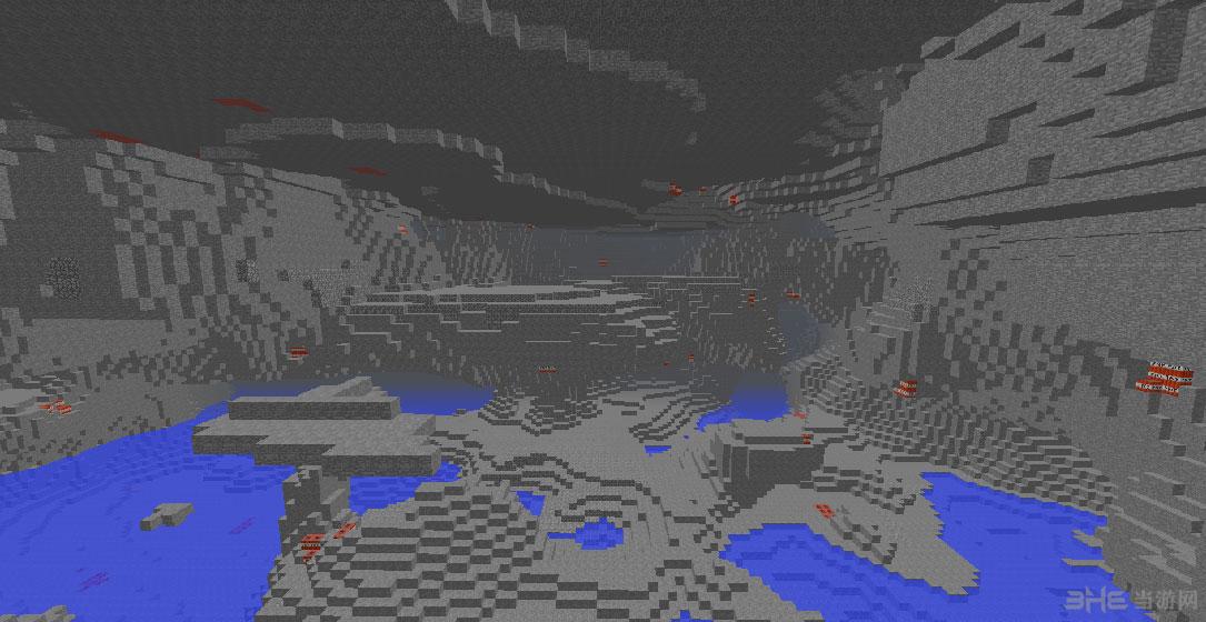 我的世界1.7.10任意世界MOD截图3