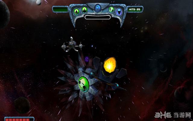 太阳爆裂:星际战机截图2