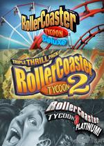 �^山�大亨1-3合集(RollerCoaster Tycoonb Triple Pack)破解版