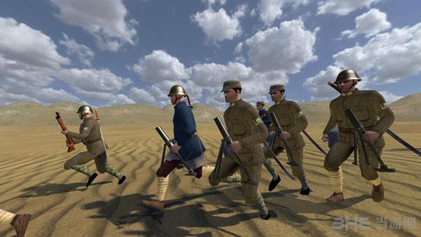 骑砍与砍杀之二战中国截图2