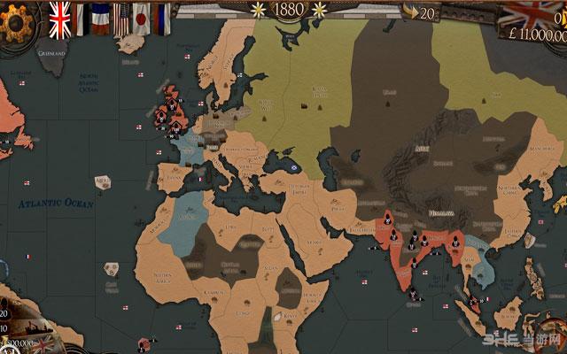 殖民征服截图2