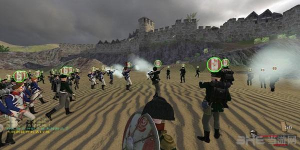 骑马与砍杀战团拿战入侵截图1