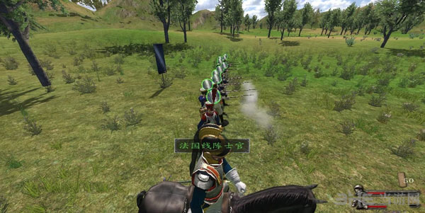 骑马与砍杀战团拿战入侵截图2