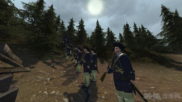 骑马与砍杀1755法国印第安之战截图1