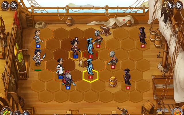 勇者大陆:海盗截图0
