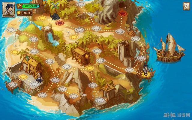 勇者大陆:海盗截图1