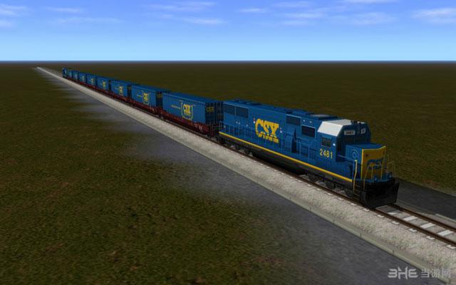 A列车9 v3.0:铁道模拟器截图1
