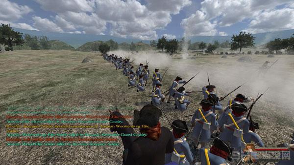 骑马与砍杀西班牙王位继承战争截图1