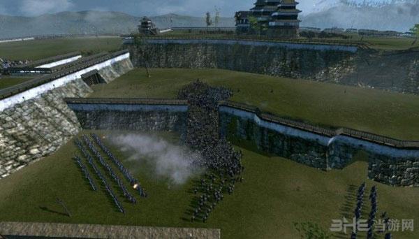 幕府将军2城堡防御截图2