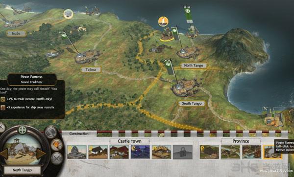 幕府将军2征服朝鲜截图1