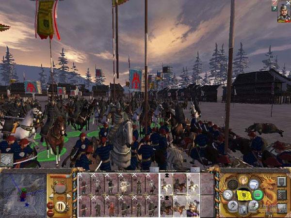 中世纪2靖难燕云全面战争截图3