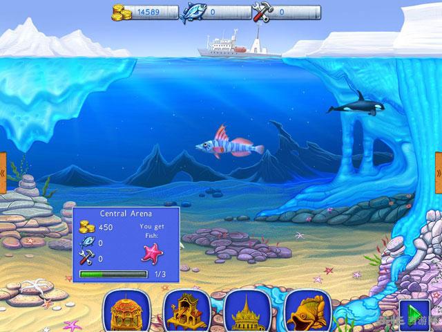 礁中迷失3:南极截图0