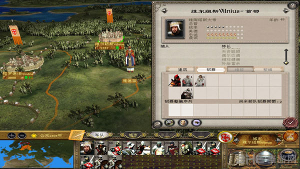 中世纪2全面战争帝国争锋1405截图2