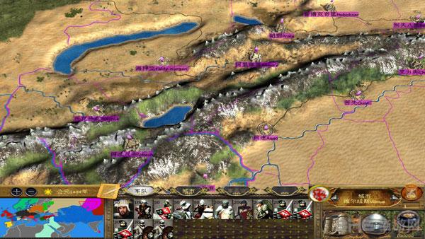 中世纪2全面战争帝国争锋1405截图1