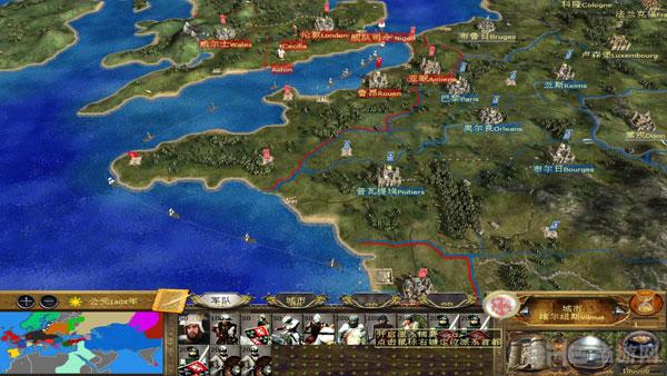 中世纪2全面战争帝国争锋1405截图3