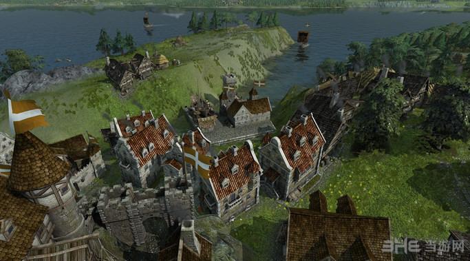 伟大时代:中世纪Steam版1号升级档+破解补丁截图0
