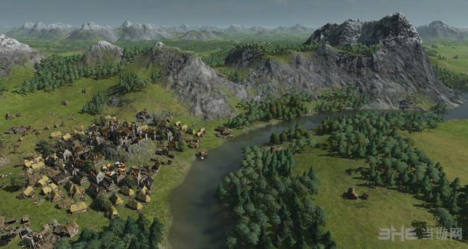 伟大时代:中世纪Steam版2号升级档+破解补丁截图0