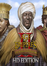 帝国时代2:非洲王国(Age of Empires II HD: The African Kingdoms)中文破解版