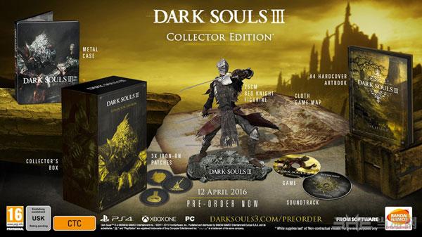 黑暗之魂3典藏版