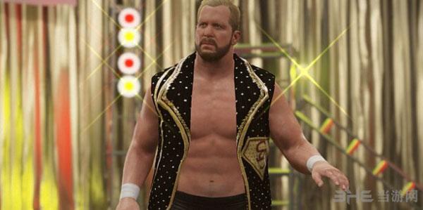 WWE2K16游戏截图1