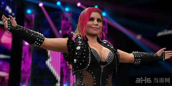 WWE2K16游戏截图2