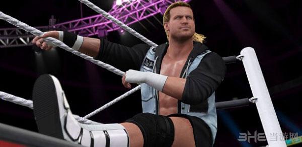 WWE2K16游戏截图3